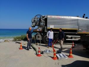 Messina. Interventi di manutenzione straordinaria sulla rete fognaria in località Campanella-Ortoliuzzo: