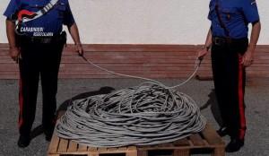 Incessante l'attività dei Carabinieri di Reggio Calabria: arrestate due persone per furto aggravato