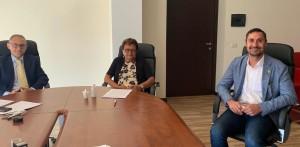 Catanzaro. Presidio Ospedaliero di Soverato: incontro Alecci, Latella e Lazzaro.