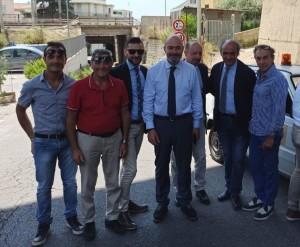 Messina. Consegnati oggi i lavori per la realizzazione dell'impianto di pubblica illuminazione lungo la Strada Provinciale 34