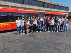 Messina. ATM: firmati oggi i primi 27 contratti di assunzione dei nuovi autisti – Entro fine agosto gli altri 43.