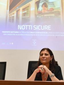 Calabria Regione. Notti Sicure: Santelli presenta l'iniziativa che coinvolge 80 località turistiche.