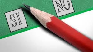 Messina. Referendum costituzionale del 20 e 21 settembre