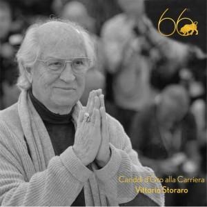 Sicilia. 66° Taormina FilmFest: a Vittorio Storaro il Cariddi d'oro alla Carriera