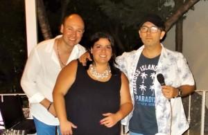 """Olivarella (Me). VIDEO. Vivissimo entusiasmo alla presentazione del videoclip """"Movido"""" di Tanus e Nancy Rizzo"""