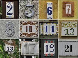 numerazione