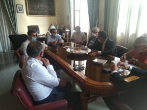 Città Metropolitana di Messina, riunione con i Sindaci della zona Jonica sui problemi sella qualità delle acque di balneazione