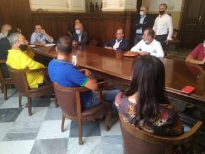 Messina. Città Metropolitana, riunione operativa sul problema della demolizione e ricostruzione del viadotto n. 3