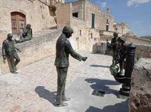 Lettere a Tito n. 296. La fontana dell'amore già ipotizzata per Badolato ed Agnone ma realizzata a Matera