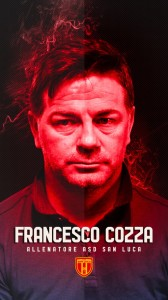 San Luca (Rc): ufficiale, Francesco Cozza è il nuovo allenatore dell'Asd San Luca