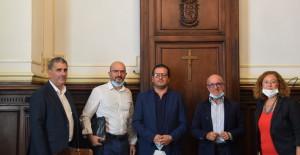 Messina. Nuovo Collegio dei Revisori dei Conti alla Città Metropolitana