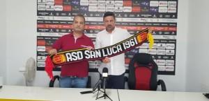 San Luca (Rc): conferenza stampa con Mister Francesco Cozza