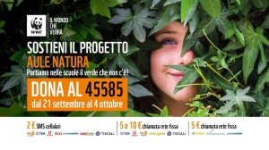 Educazione Ambientale, WWF: Torna il contest Urban Nature con il premio Violetta. I 10 passi per far entrare la natura nelle scuole