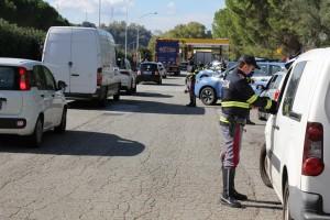 Messina. Sicurezza in autostrada: la Polizia di Stato effettua controlli straordinari.