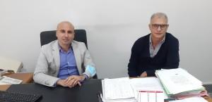 Comune di Bronte (Ct). Attestato di lodevole servizio per il Segretario Generale Bartorilla ed il dott. Lupo