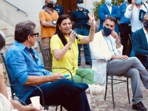 """""""Calabria terra mia"""", il corto di Muccino debutta alla festa del cinema di Roma."""