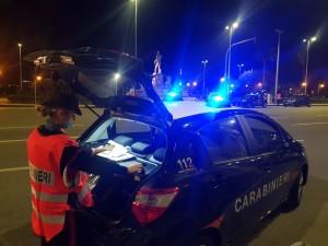 Messina, controlli straordinari dei Carabinieri in città: un arresto, una denuncia e droga sequestrata.