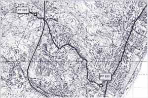Messina, aggiudicati i lavori su vari tratti della strada provinciale 41 nel villaggio di S. Filippo Inferiore