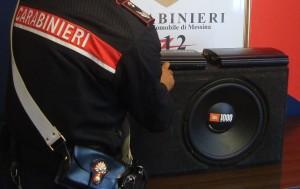 Messina: Serrati controlli nella movida messinese dei Carabinieri