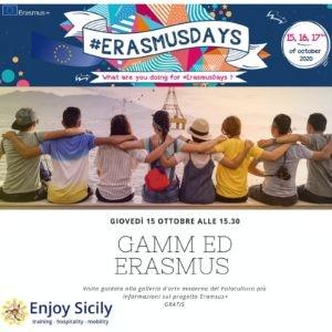 """Messina. Domani open day """"Erasmus+"""" presso la GAMM al Palacultura"""