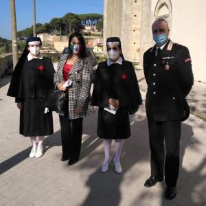 Messina. Celebrata a Castanea nel rispetto della normativa anticovid la cerimonia di commemorazione ai caduti di tutte le guerre