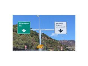 Messina. Svincolo Giostra: disposta l'interruzione saltuaria in orario notturno del traffico della rampa C