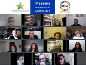 Progetto Messina Città Metropolitana sostenibile, tavolo tecnico.