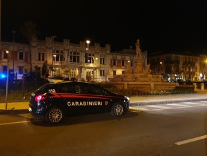 Messina. Controlli straordinari dei Carabinieri in città: un arresto, due denunce e droga sequestrata.