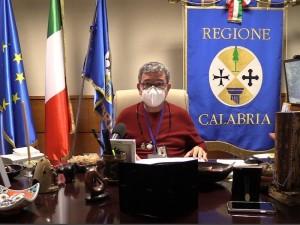 """Decreto Calabria, Spirlì: """"Chiederò l'intervento di Mattarella"""""""