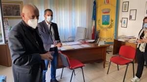 """Calabria. De Caprio visita i siti minerari del crotonese: """"Le criticità diventeranno risorse""""."""