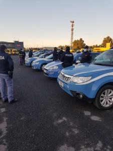 Catania. Covid_19, la Polizia di Stato assicura scorta e protezione alla distribuzione