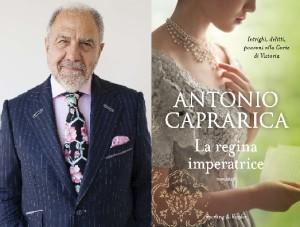 """Caffè Letterari On Line del Festival dell'Aurora """"La Regina Imperatrice"""" di Antonio Caprarina"""