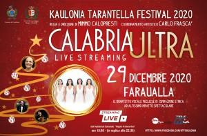 """Caulonia (Rc). Kaulonia Tarantella Festival 2020: sul palco dell'auditorium """"Frammartino"""" le Faraualla"""