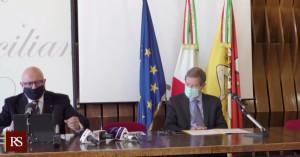 """Coronavirus, la Sicilia """"Zona Rossa"""". Musumeci: """"Una scelta meditata""""."""