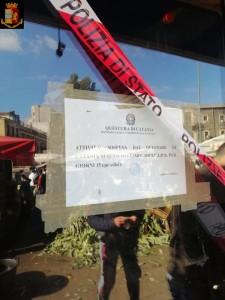 Catania. Il Questore chiude un locale per la terza volta per mancato rispetto delle misure di contenimento Covid_19.