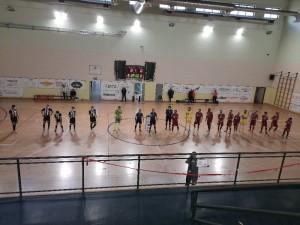 Bovalino (Rc): BC5, sconfitta amara contro il Polistena! ancora un arbitraggio deludente!