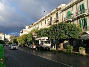 Messina. Riqualificazione verde urbano.