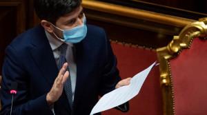 Covid-19, Comunicazioni del ministro Speranza al Parlamento