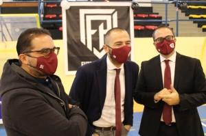 """Bovalino (Rc): Futsal Serie A2-BC5 """"Pensiamo a salvarci, ma abbiamo grandi progetti"""""""