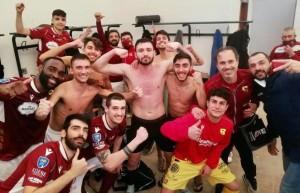 Bovalino (Rc): futsal-SerieA2: Successo in trasferta per il BC5. E' stata la vittoria del cuore!