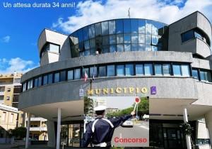 Bovalino (Rc): oggi si svolge la prima prova per il concorso di Vigile Urbano. Un'attesa durata 34 anni!