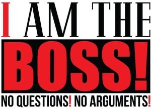 23-i-am-the-boss