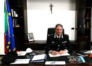 """Reggio Calabria. Visita del Comandante Interregionale Carabinieri """"Culqualber"""" Generale di Corpo D'Armata Gianfranco Caviallo."""