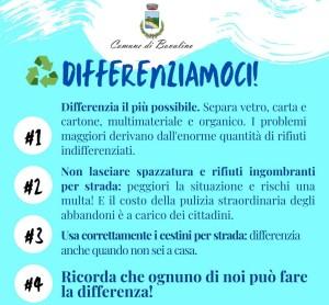 Bovalino (Rc): emergenza rifiuti, ognuno faccia la propria parte!