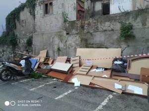 Messina la nuova terra dei fuochi.