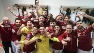 Taranto-Futsal Serie A/2:  il BC5 espugna Taranto! E' la terza vittoria di fila