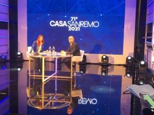 """Festival di Sanremo, la pesca calabrese a """"L'Italia in vetrina""""."""