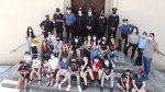 Reggio Calabria. Uomini oltre l'uniforme. I Carabinieri incontrano i ragazzi di Staiti.